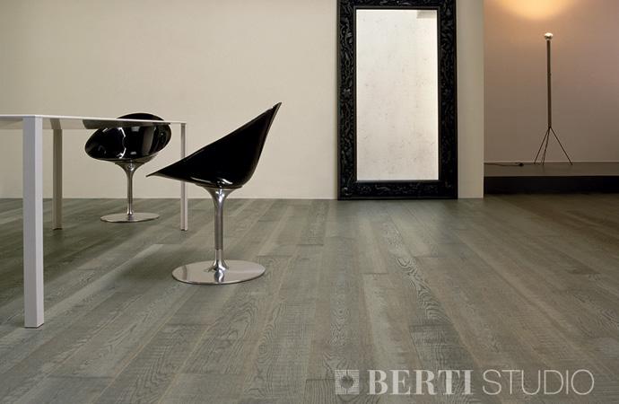 La linea berti studio for Berti parquet