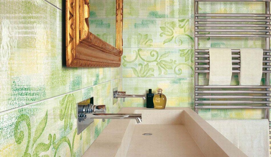 Piastrelle bagno stile provenzale accessori bagno arredo bagno
