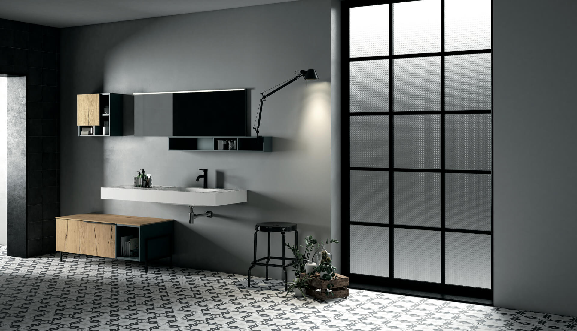 Puntotre mobili da bagno - Puntotre arredobagno ...