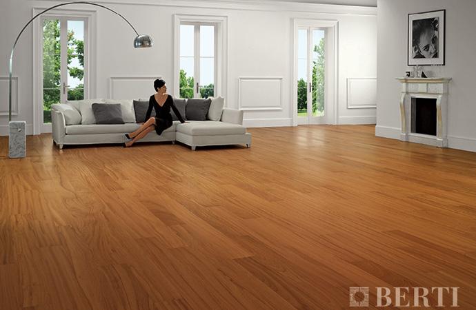 Parquet Berti, pavimenti in legno